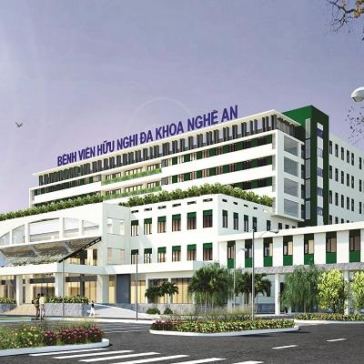 Hệ thống PCCC bệnh viện Hữu Nghị Đa Khoa Nghệ An – Giai đoạn 2